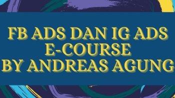 Belajar FB Ads dan IG Ads Bagi Pemula Secara Online