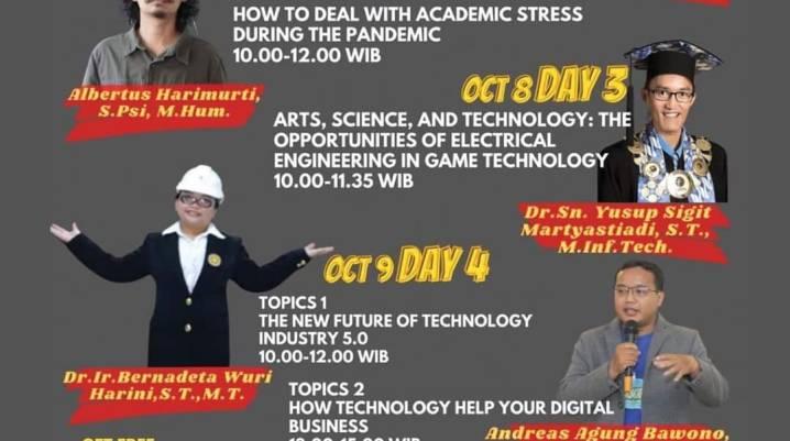 Pembicara Webinar Digital Marketing Univ Sanata Dharma Yogyakarta
