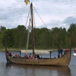 A viking ship! Not sure why I like them, but I do.