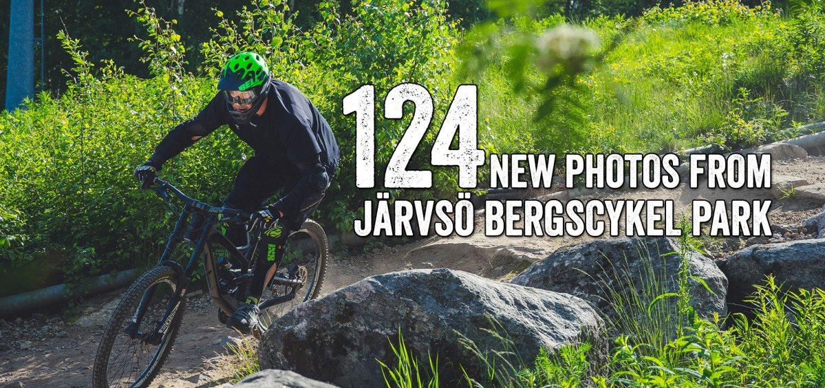 124 new photos from Järvsö Bergscykel Park - June 17th 2017
