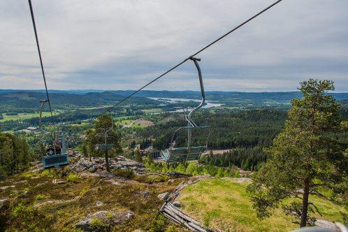Järvsö Bergscykel Park Andreas Fransson
