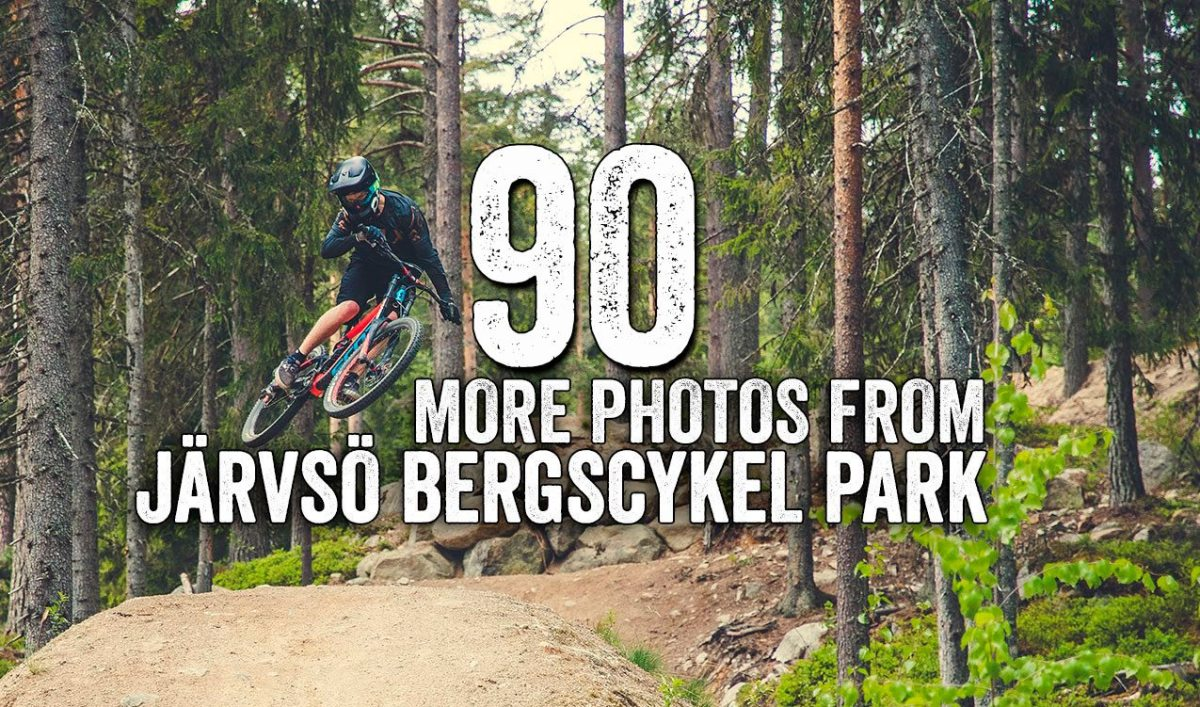 90 More photos from Järvsö Bergscykel Park - can't wait to go back!