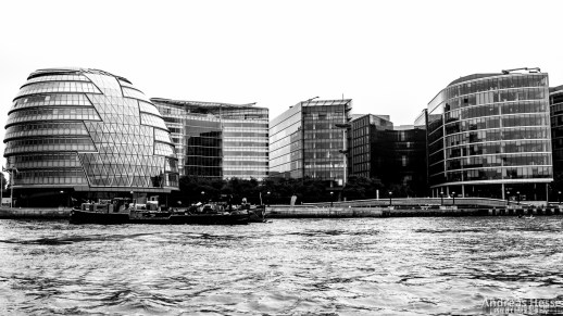 City Hall on the southbank of the Thames
