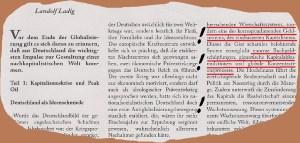 """Ausschnitt aus """"Ladigs"""" Text in """"Volk in Bewegung"""""""