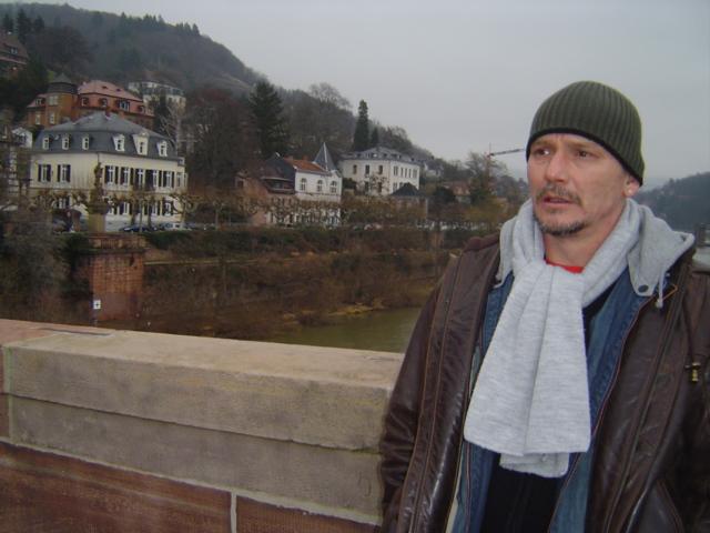 Ich 2007 auf der alten Brücke
