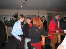 Vortrag nach Ausstellungseröffnung