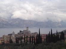 Der Gardasee bei Malcesini