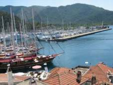 Turunc Hafen