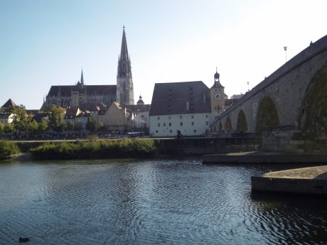 """Regensburg""""Steinerne Brücke"""", Andreas Mattern"""
