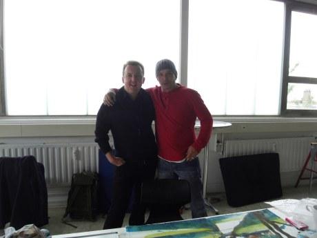 Thomas Wloka und Andreas Mattern , 2012