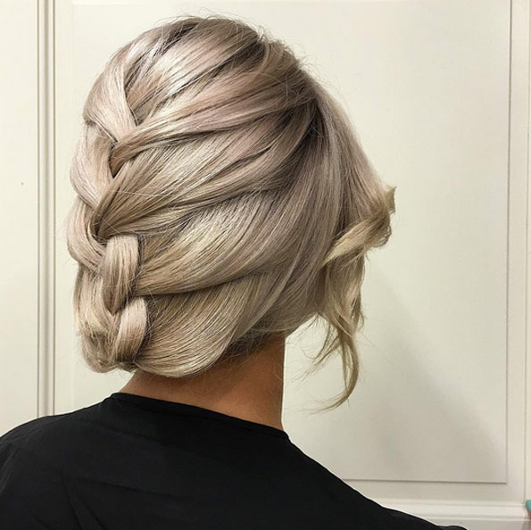 50 Amazing Updos for Medium Length Hair
