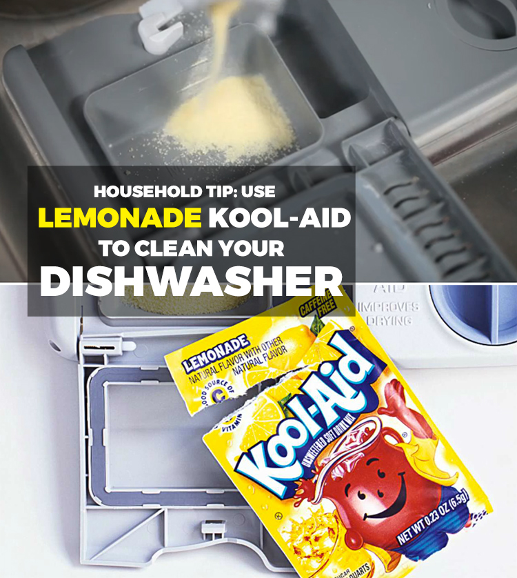 Clean your dishwasher with this simple trick