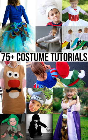 75 DIY costume tutorials