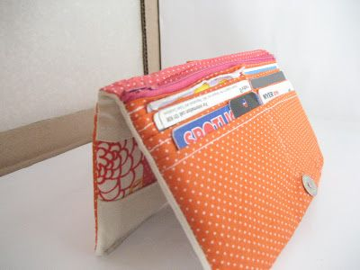 patchwork bi-fold wallet tutorial