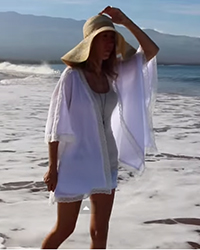 Beach Kimono Video Tutorial