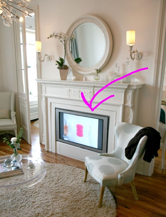 Genius ways to hide a TV