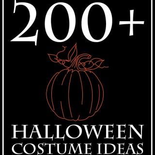 Over 200 Halloween costume ideas