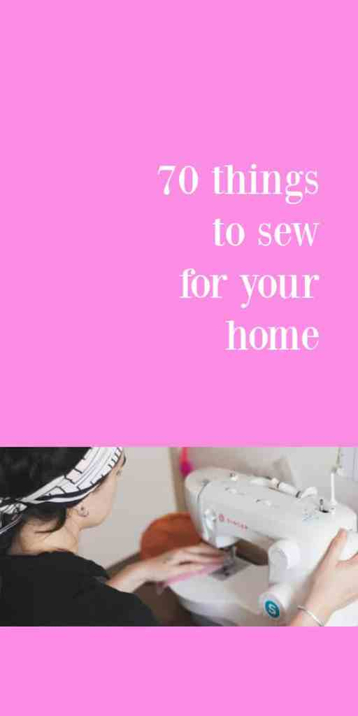 70 things to sew for your home lavender sewing machine