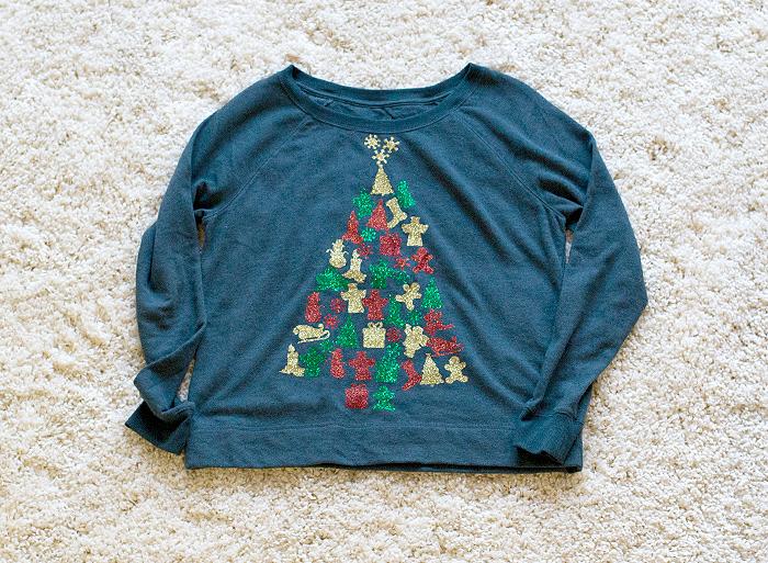 ugly sweater challenge!