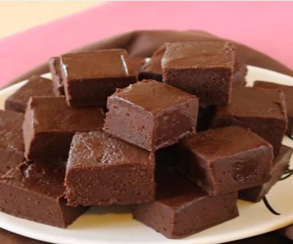 Simple and tasty fudge!