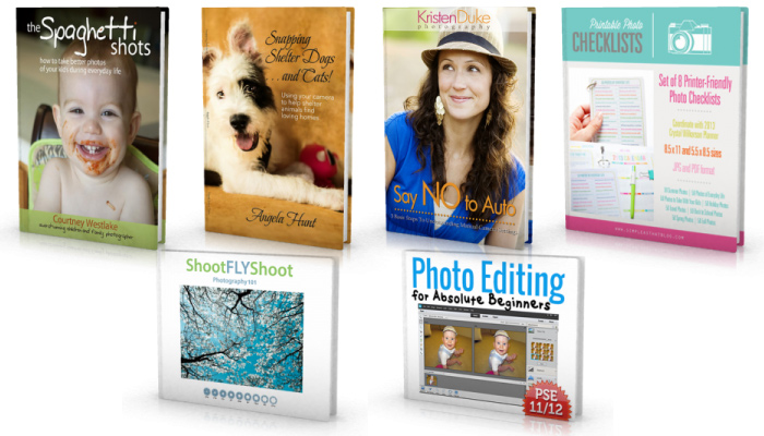 Fantastic photography ebooks