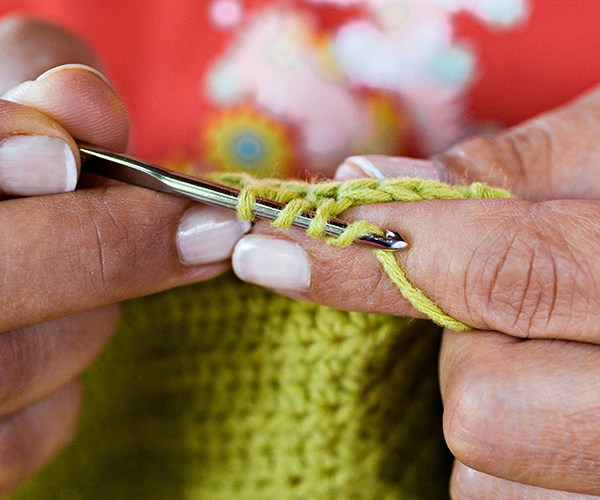 The motherload of quick crochet tutorials