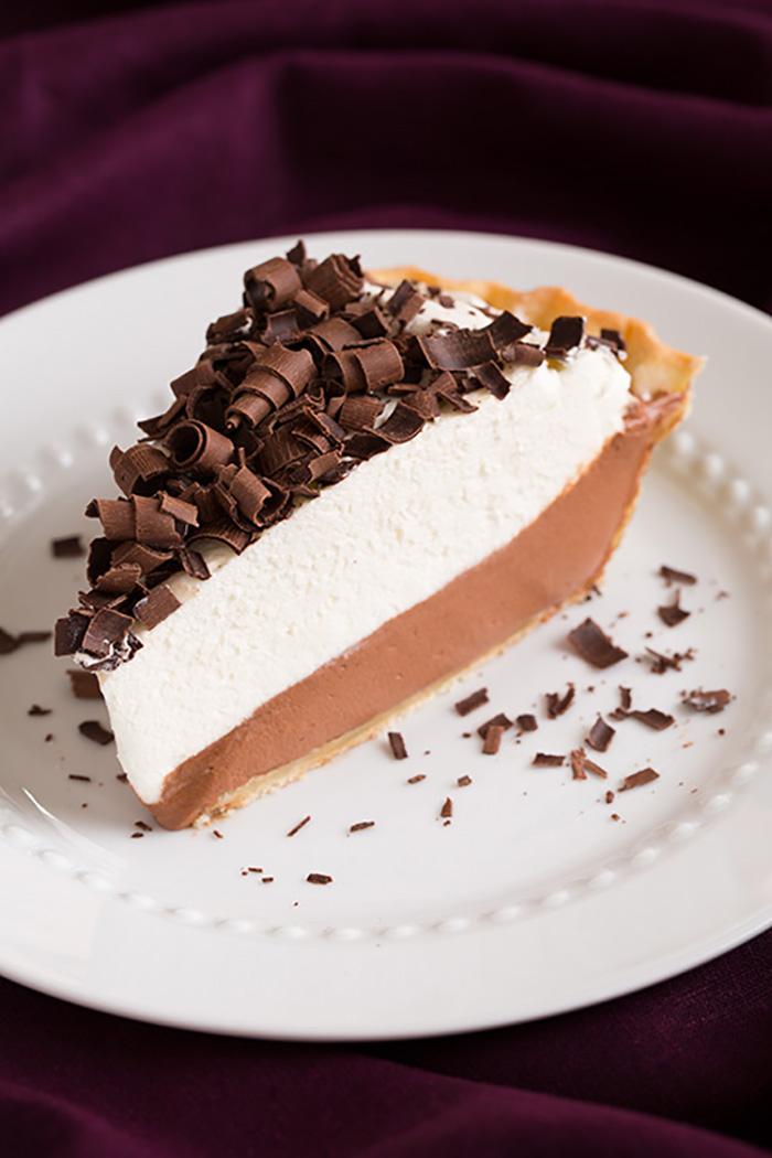Chocolate Silk Pie recipe to die for