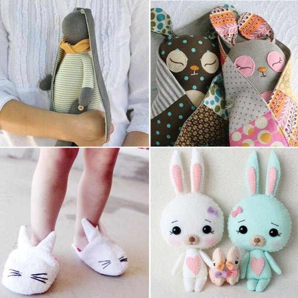 11 Bunny Patterns
