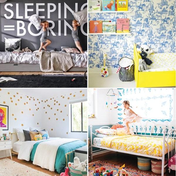 25 modern bedroom decor ideas for kids