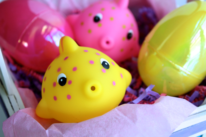 Bath Toys for Easter Egg Fillers