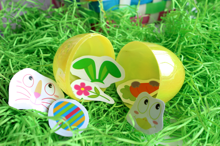 Stickers for Easter Egg Fillers