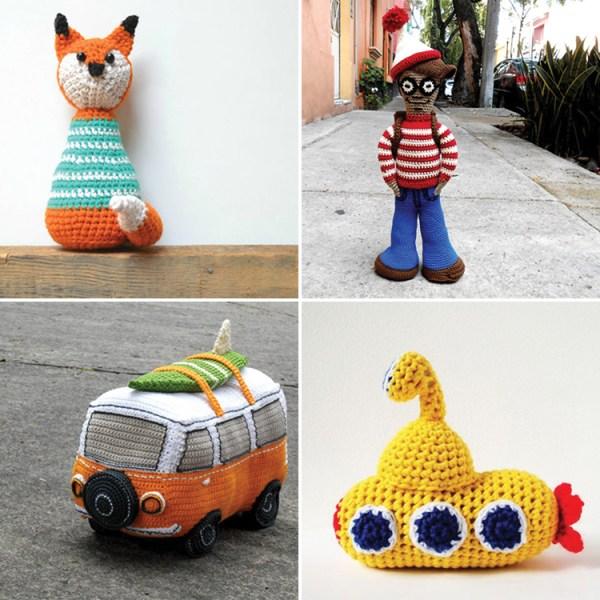 20 Reasons to Start Amigurumi Crochet - get these patterns