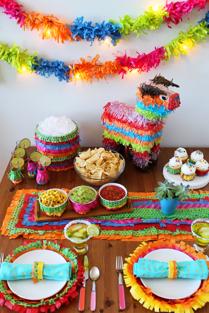 How to make everything look like a piñata!