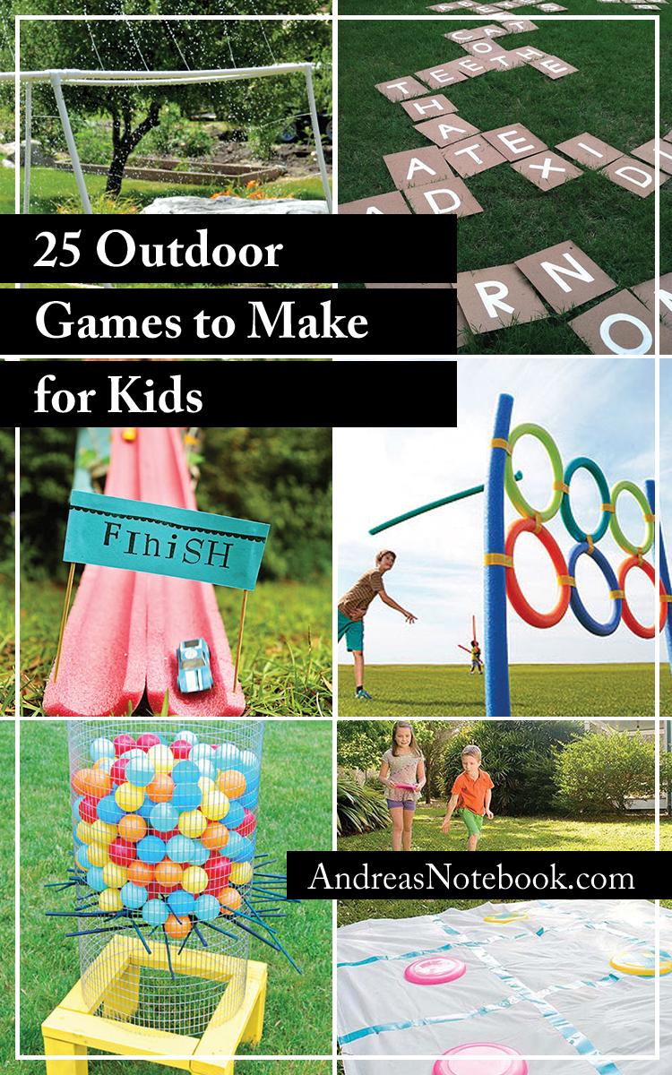Backyard Games Toddlers
