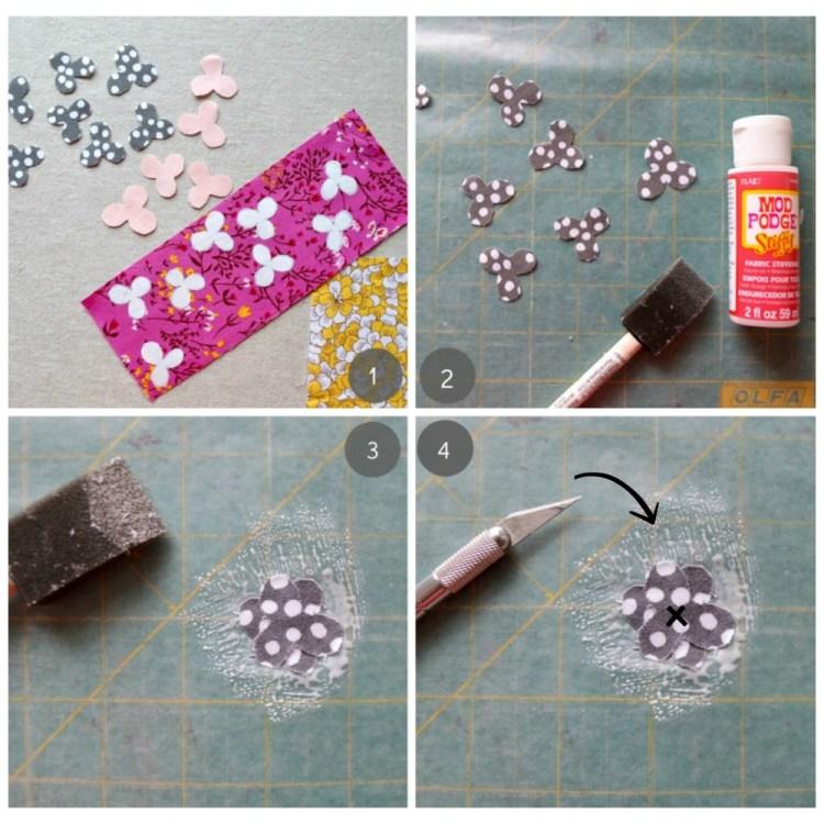 DIY: Eco-Friendly Fabric Flowers
