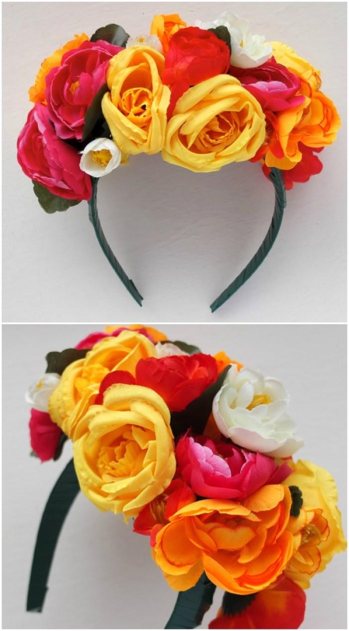floral2Bheadband2Bbride
