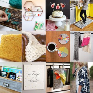 Homemade Mother's Day Gift Ideas (over 300!)