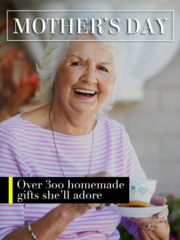 300+ gifts to make mom for Mother's Day