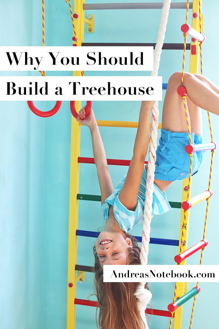 Great treehouse ideas!