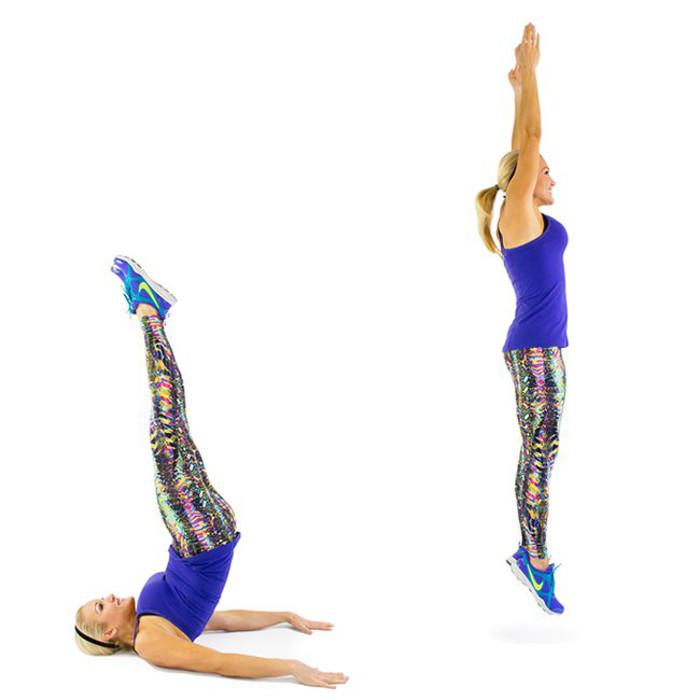 Skinny Mom Ab Exercises