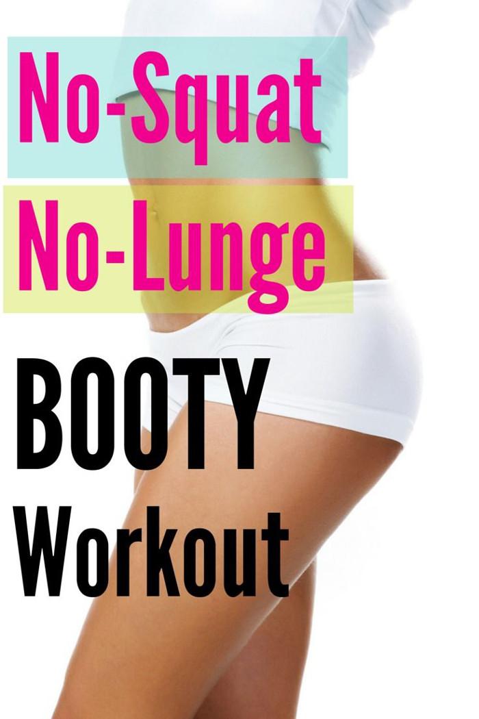no squat workout