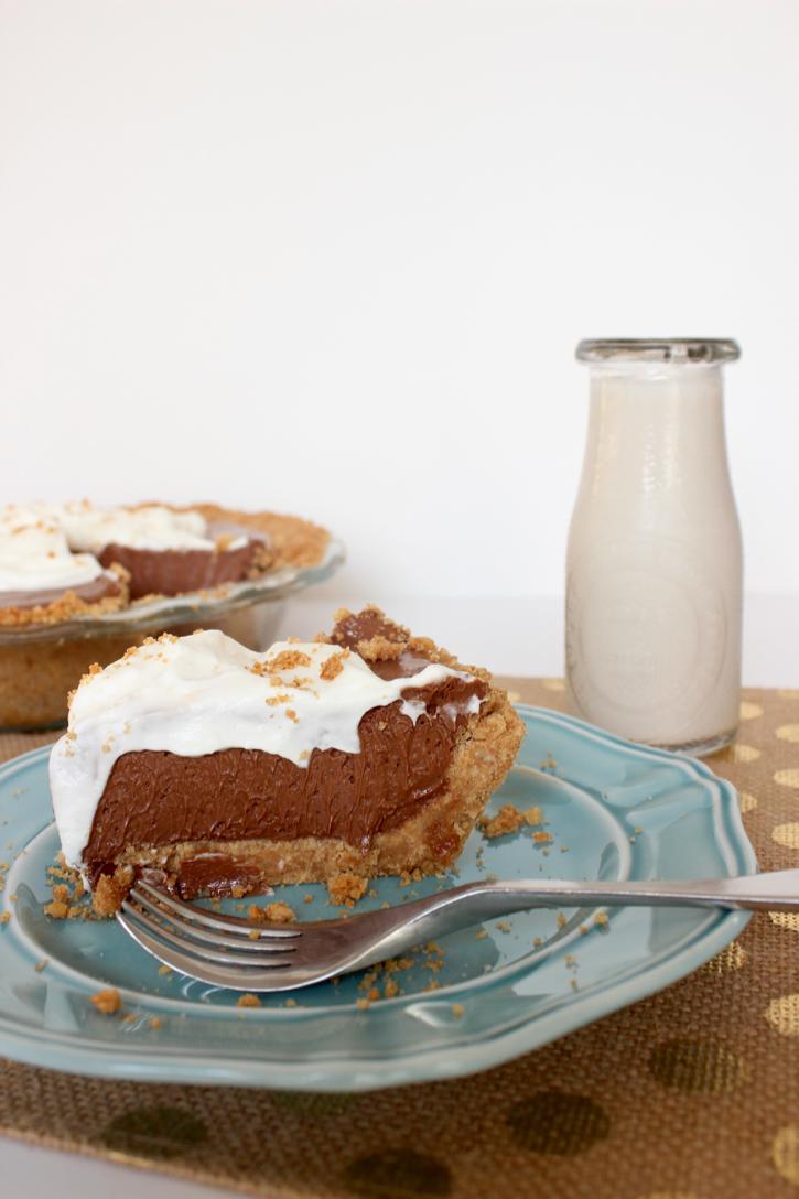Creamy French Silk Pie