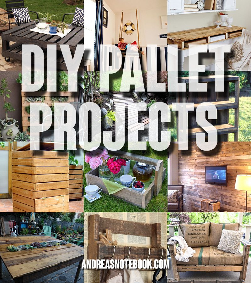 14 DIY Pallet Projects