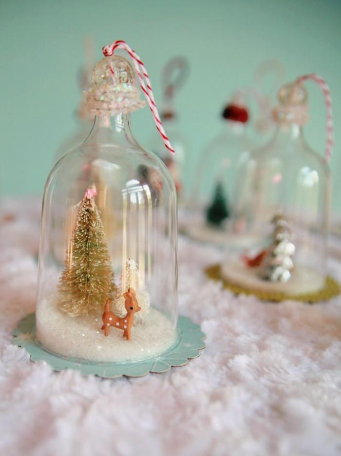 Bell Jar Ornaments