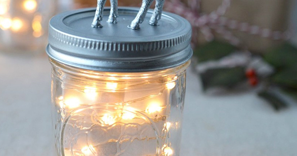DIY Pixie Fairy Lights