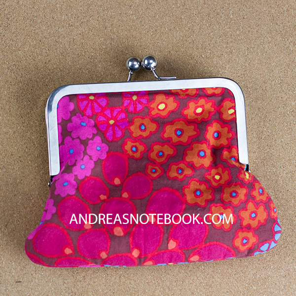 30 Minute Coin Purse Tutorial