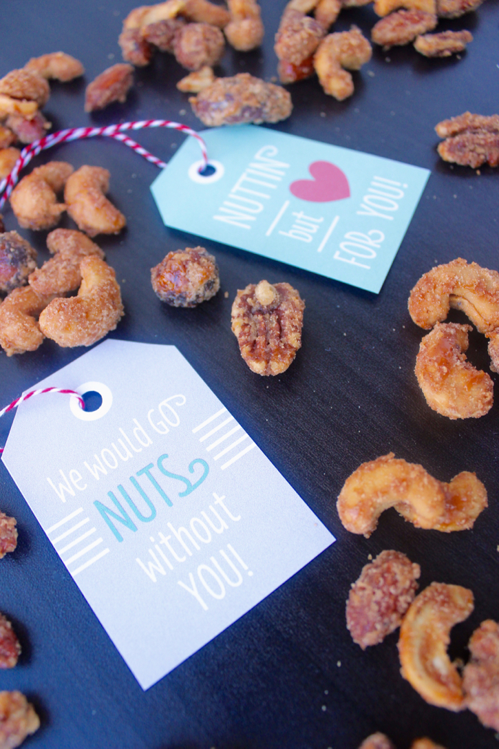 Nutty Gift Tags
