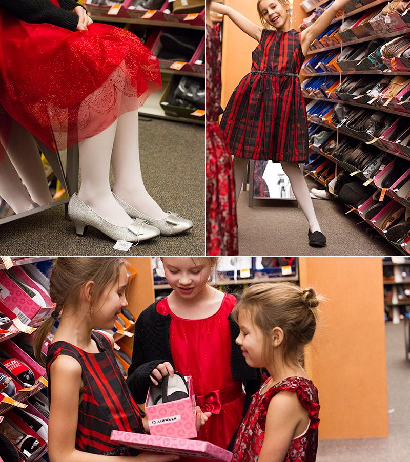 One stop family shoe shopping
