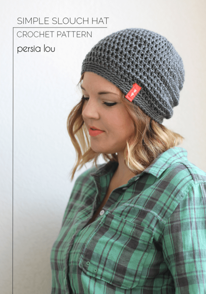 Free Crochet Hat Pattern by Persia Lou