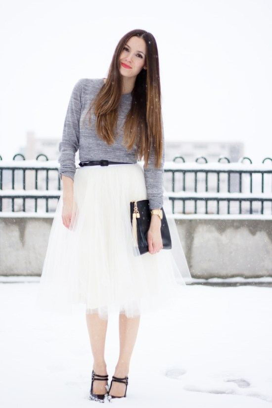 DIY Tulle Skirt Tutorial